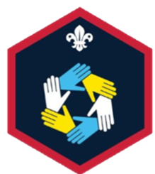 Brand New Badges! - 2nd Edgware Scouts